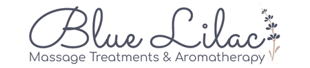 Blue Lilac Holistic Therapy Logo